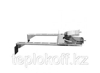 Штанга для стенового хомута 750 мм, пара, AISI 430 (Феррум)
