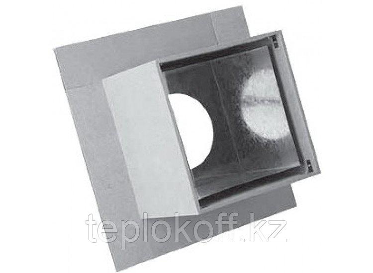 Разделка потолочная 580 D=120, AISI 430, 0,5мм/Минерит (ППУ Н) (Феррум)