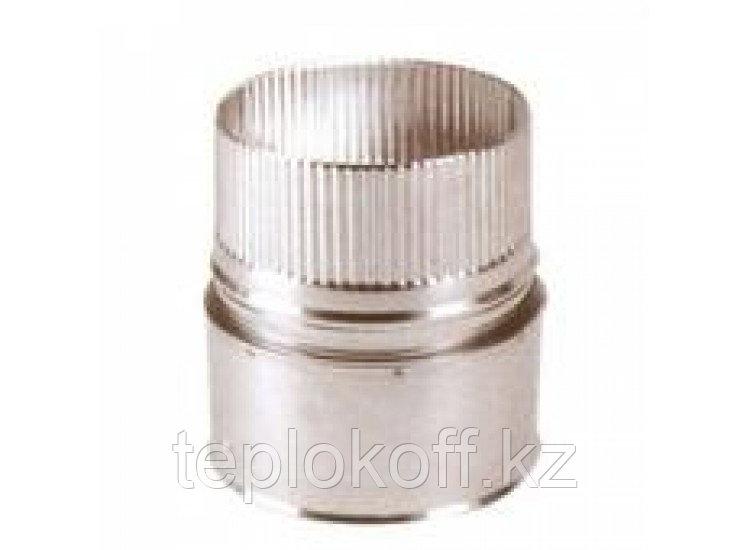 Переход D=130Мх150П, AISI 430, 0,8 мм (Феррум)