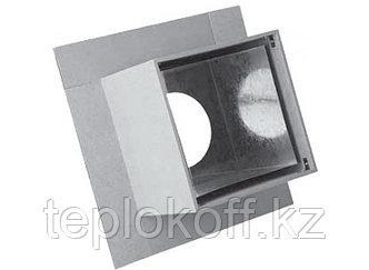 Разделка потолочная 580 D=210, AISI 430, 0,5мм/Минерит (ППУ Н) (Феррум)