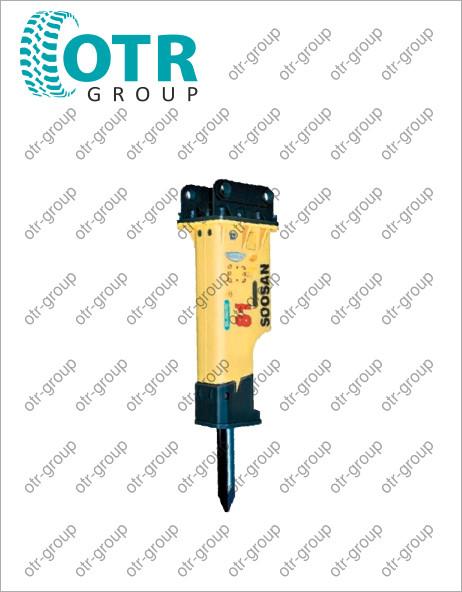 Гидромолот для гусеничного экскаватора Komatsu PC180 LC-7
