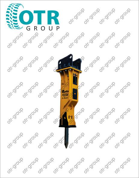Гидромолот для гусеничного экскаватора Komatsu PC200-7