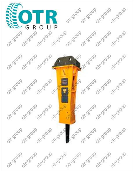 Гидромолот для гусеничного экскаватора Komatsu PC400 LC-5