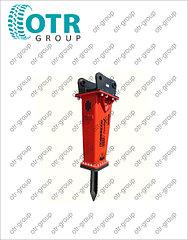 Гидромолот для гусеничного экскаватора Hyundai R 220-7H