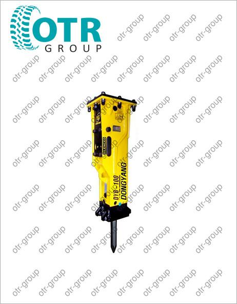Гидромолот для гусеничного экскаватора SDLG LG 6300