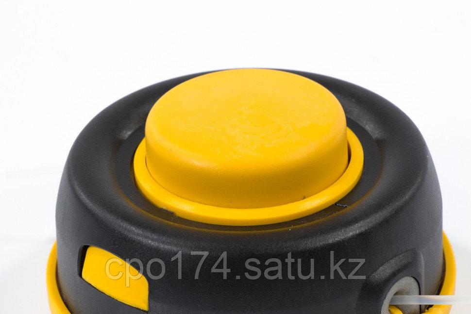 Катушка универсальная триммерная, гайка М10х1,25, гайка М8, М12, винт М8-М10, левая резьба, шаг 1,25 мм. - фото 4