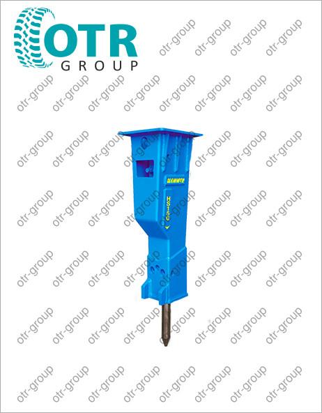 Гидромолот для гусеничного экскаватора Hyundai R 250LC-7