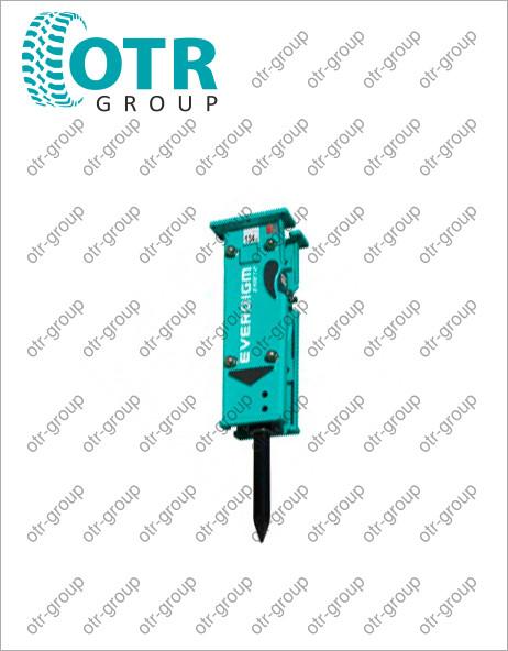 Гидромолот для гусеничного экскаватора Hyundai R210NLC-7