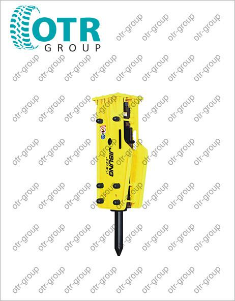 Гидромолот для гусеничного экскаватора Hyundai R 290-3