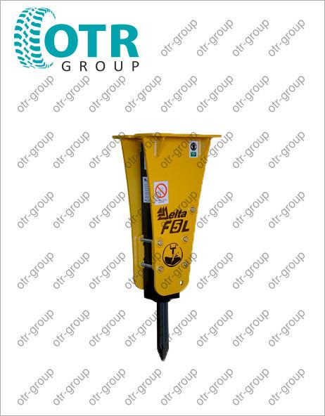 Гидромолот для гусеничного экскаватора Hyundai R 110-7