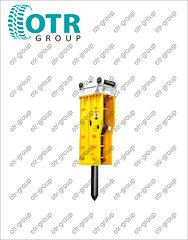 Гидромолот для гусеничного экскаватора Hyundai R 140LC-9S