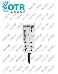 Гидромолот для гусеничного экскаватора Hyundai R 160LC-3