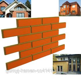 """Фасадная облицовочная бетонная панель - """"облицовочный кирпич"""""""