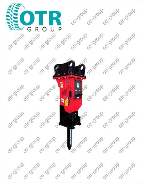 Гидромолот для гусеничного экскаватора Liebherr R902
