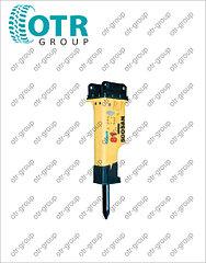 Гидромолот для гусеничного экскаватора Hyundai R 180LC-3