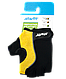 Перчатки для фитнеса SU-108, желтые/черные, фото 2