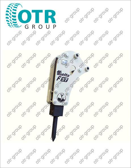 Гидромолот для гусеничного экскаватора Hyundai R 55-3