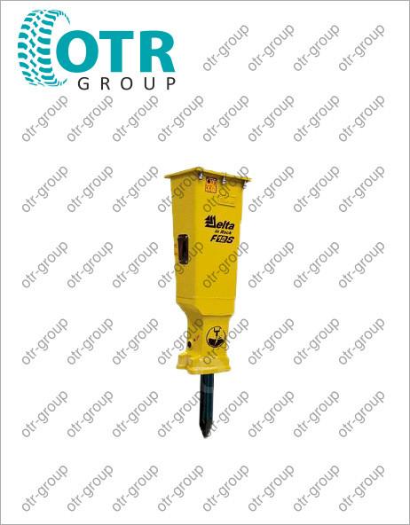 Гидромолот для гусеничного экскаватора Hyundai R 80CR-9