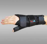 Бандаж для фиксации лучезапястного сустава с фиксацией первого пальца
