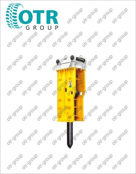 Гидромолот для гусеничного экскаватора JCB JS 200S