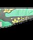 Перчатки для фитнеса SU-112, серые/мятные/желтые, фото 5