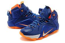 Кроссовки для баскетбола Nike Lebron 12 Sapphire, фото 3