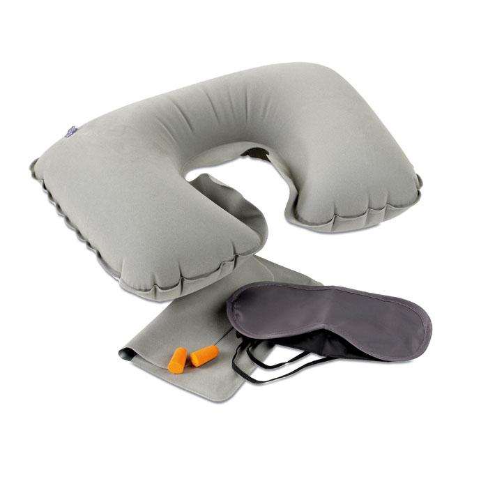 Надувная подушка, TRAVELPLUS