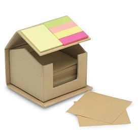 Стикеры из картона, RECYCLOPAD