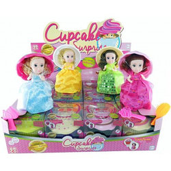 EMCO Cupcake Surprise МИНИ Кукла-пироженка в ассортименте