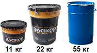 Полиуретановая краска для бетона Эмаль-60 (22кг)