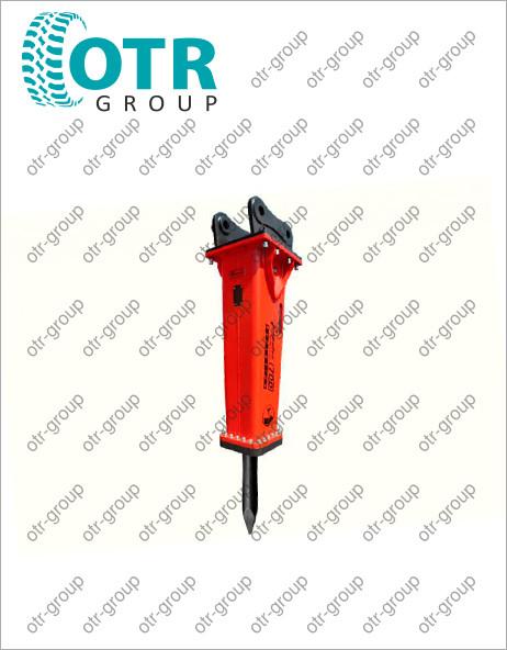 Гидромолот для гусеничного экскаватора DOOSAN SOLAR 155LC-V