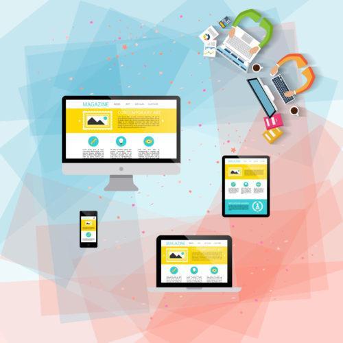 Создание сайтов в Актау