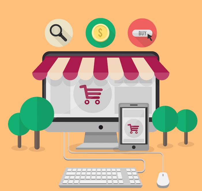 Создание интернет магазинов в Капчагае