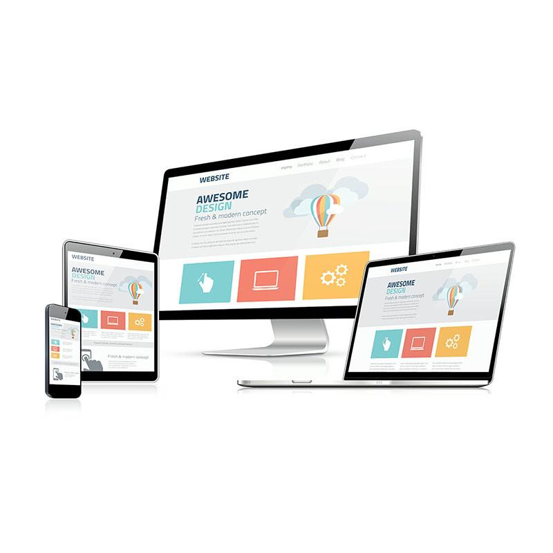 Создание корпоративного сайта в Капчагае