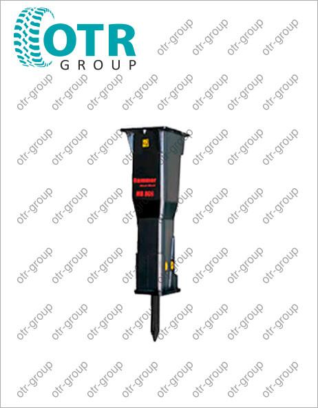 Гидромолот для гусеничного экскаватора DOOSAN SOLAR 220LC-V