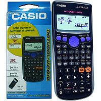 Калькулятор инженерный CASIO FX-82ESPLUS-2-SETD (162х80 мм), 252 функции, батарея, сертифицирован для ЕГЭ
