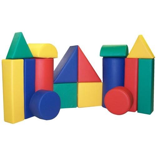 «Конструктор – 6» 16 элементов «Архитектор – 16»