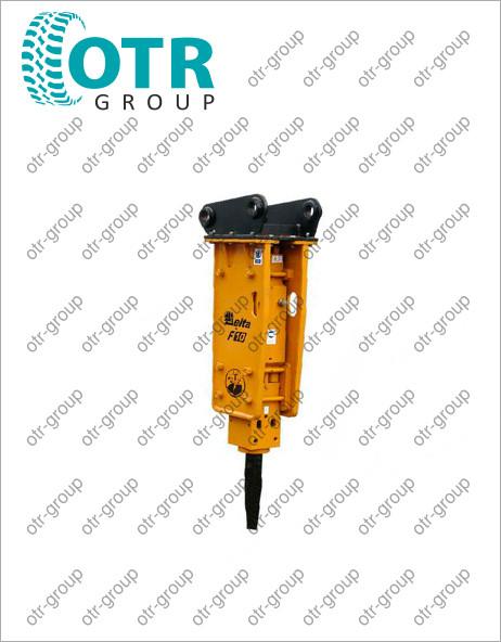 Гидромолот для гусеничного экскаватора DOOSAN SOLAR 340NLC-V
