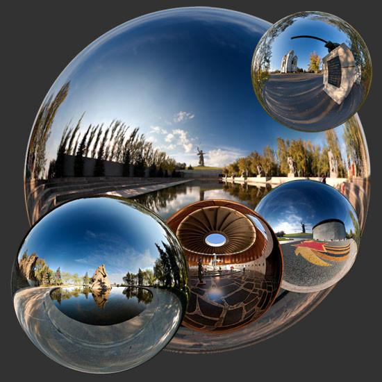 Создание виртуальных туров в Бурундае