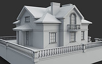 3D моделирование и визуализация в Туркестане