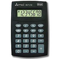 "Калькулятор карманный ""MC2"" 8 разряд ""BCP-310"""