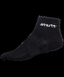 Носки средние  черные 2 пары