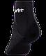 Носки средние  черные 2 пары, фото 3