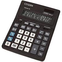 Калькулятор настольный Citizen 16 разрядный CDB1601-BK чёрный