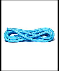 Скакалка для художественной гимнастики 3м, голубой