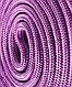 Скакалка для художественной гимнастики, 3м, сиреневый, фото 3