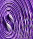 Скакалка для художественной гимнастики  3м, фиолетовый, фото 3