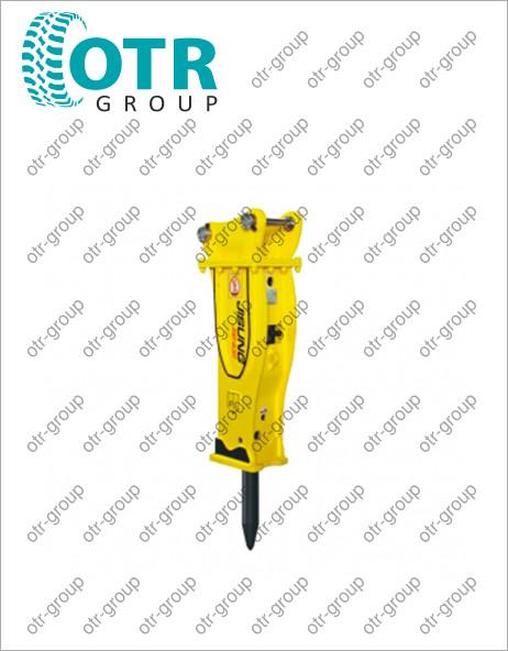 Гидромолот для гусеничного экскаватора DOOSAN SOLAR 75