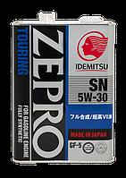 Моторное масло IDEMITSU ZEPRO TOURING 5W-30,4L