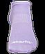 Носки низкие SW-205, коралловый/лавандовый, 2 пары р 35-38, фото 6